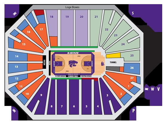 Kansas state university online ticket office seating charts